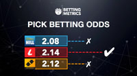 More information about Betting Odds 6